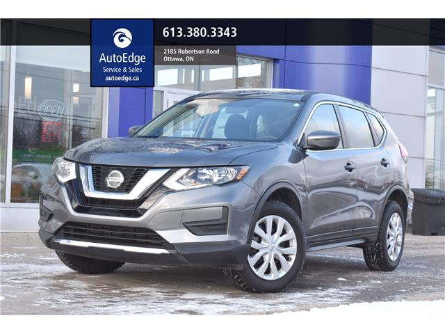 2019 Nissan Rogue S (Stk: A0093) in Ottawa - Image 1 of 27
