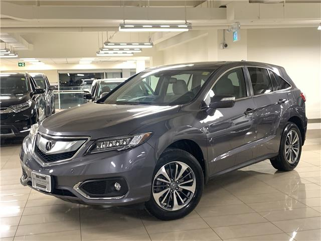 2017 Acura RDX Elite (Stk: D13071A) in Toronto - Image 1 of 34