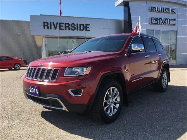 2014 Jeep Grand Cherokee Limited (Stk: 2926B) in Prescott - Image 1 of 17