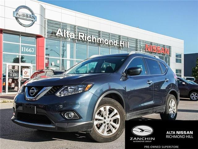 2016 Nissan Rogue SV (Stk: RY19R162A) in Richmond Hill - Image 1 of 21