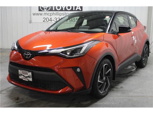 2020 Toyota C-HR Limited (Stk: 1064380) in Winnipeg - Image 1 of 18