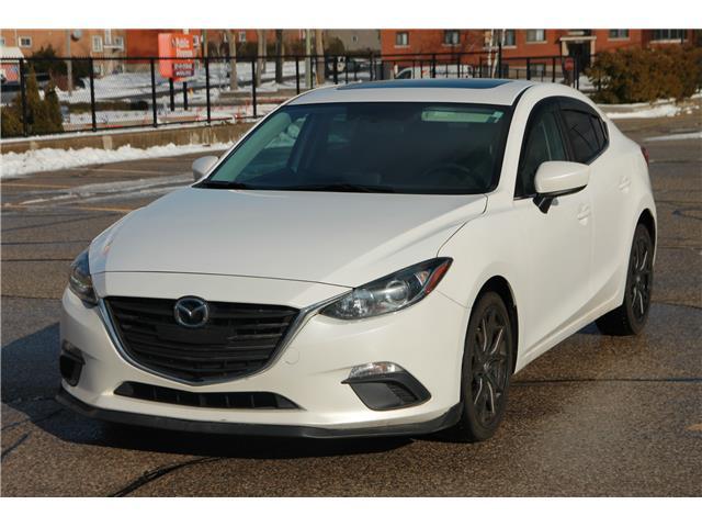 2016 Mazda Mazda3 GS (Stk: 1911538) in Waterloo - Image 1 of 25