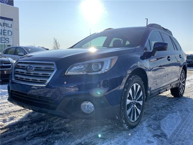 2017 Subaru Outback 2.5i Limited (Stk: 20SB148A) in Innisfil - Image 1 of 12
