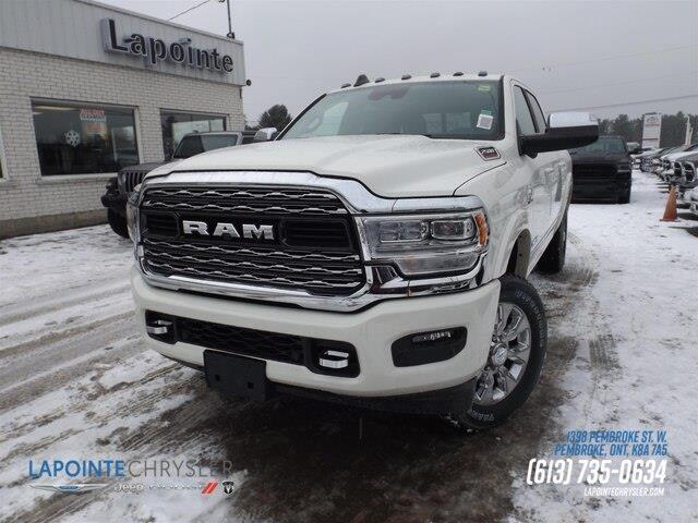 2019 RAM 2500 Limited (Stk: 19470) in Pembroke - Image 1 of 30