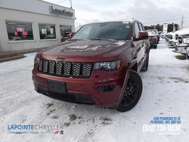 2020 Jeep Grand Cherokee Laredo (Stk: 20050) in Pembroke - Image 1 of 25
