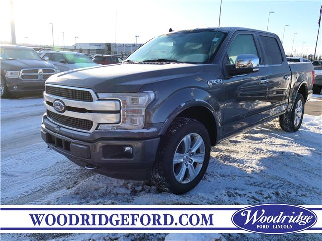 2019 Ford F-150 Platinum (Stk: K-2633) in Calgary - Image 1 of 5