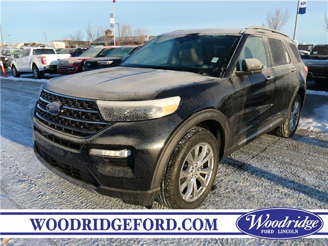 2020 Ford Explorer XLT (Stk: L-99) in Calgary - Image 1 of 5
