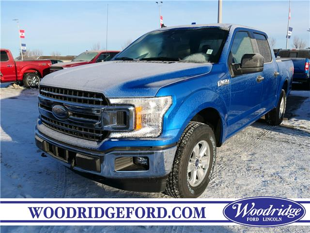 2020 Ford F-150 XLT (Stk: L-203) in Calgary - Image 1 of 5