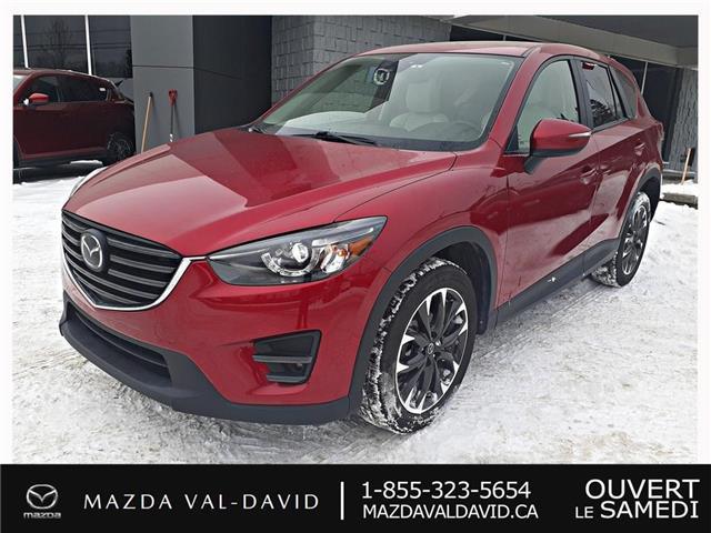 2016 Mazda CX-5 GT (Stk: B1730) in Val-David - Image 1 of 27