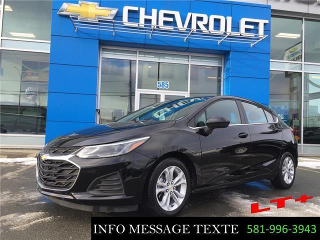 2019 Chevrolet Cruze LT (Stk: X8139) in Ste-Marie - Image 1 of 27
