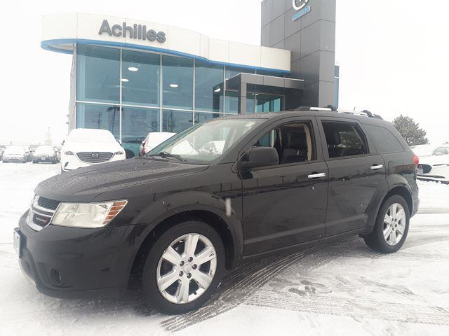 2012 Dodge Journey R/T (Stk: K907A) in Milton - Image 1 of 13