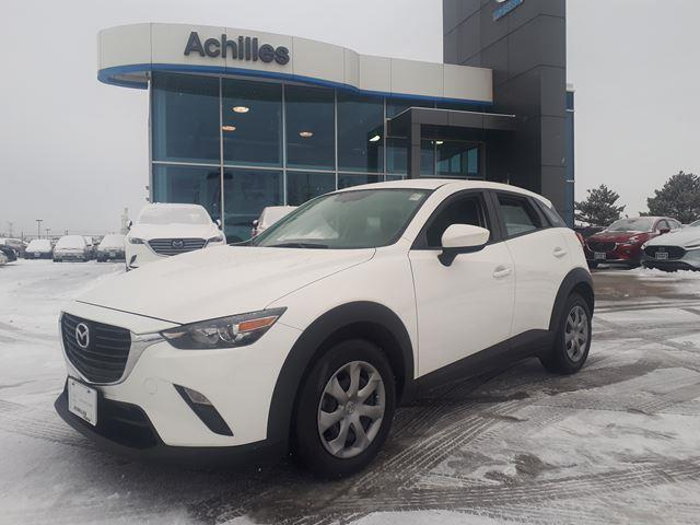 2016 Mazda CX-3 GX (Stk: P5952) in Milton - Image 1 of 11