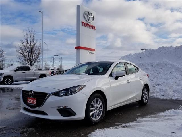 2016 Mazda Mazda3 GS (Stk: P2369A) in Bowmanville - Image 1 of 20