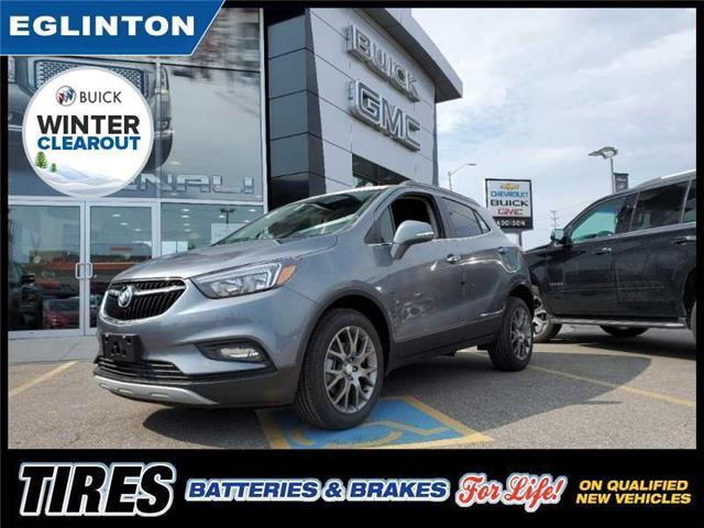 2019 Buick Encore Sport Touring (Stk: KB945345) in Mississauga - Image 1 of 17