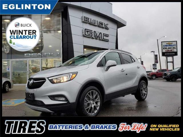 2019 Buick Encore Sport Touring (Stk: KB945630) in Mississauga - Image 1 of 17