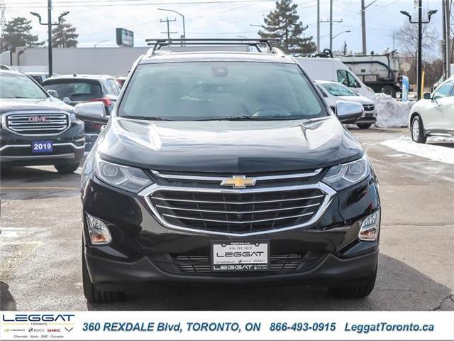 2019 Chevrolet Equinox Premier (Stk: 211636) in Etobicoke - Image 2 of 26