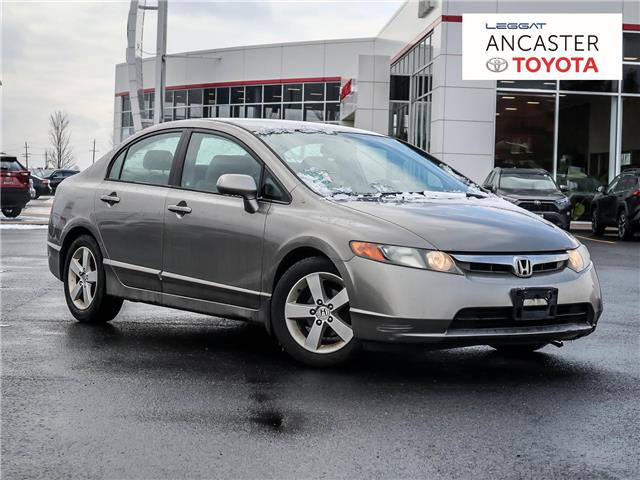 2006 Honda Civic LX (Stk: 20145AA) in Ancaster - Image 1 of 18