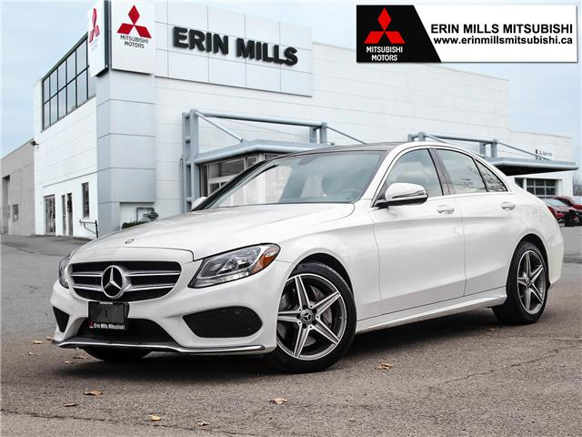 2017 Mercedes-Benz C-Class Base (Stk: P2309) in Mississauga - Image 1 of 28
