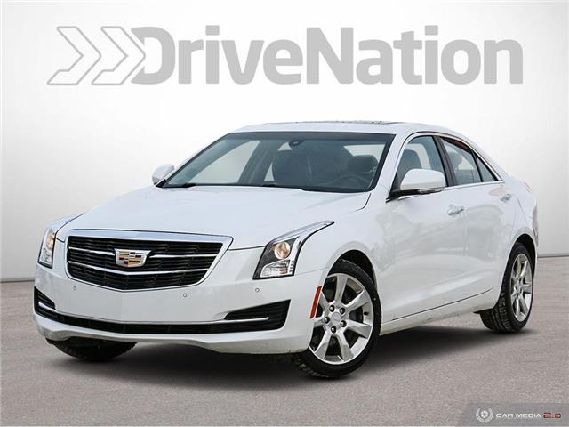 2016 Cadillac ATS 2.0L Turbo Luxury Collection 1G6AH5RX4G0112890 A3108 in Saskatoon
