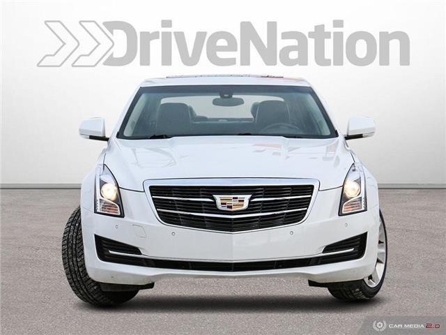 2016 Cadillac ATS 2.0L Turbo Luxury Collection (Stk: A3108) in Saskatoon - Image 2 of 27