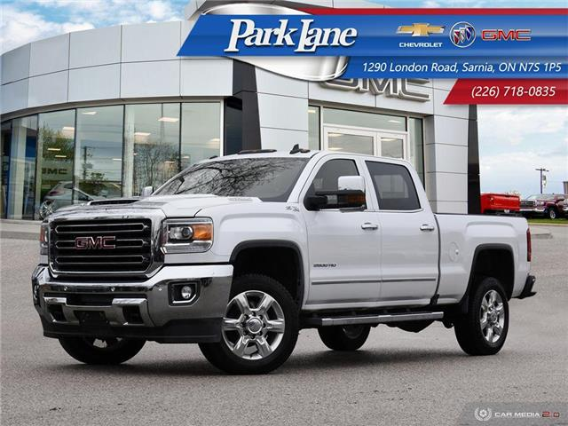 2019 GMC Sierra 2500HD SLT (Stk: 945241) in Sarnia - Image 1 of 28