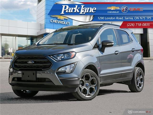 2018 Ford EcoSport SES (Stk: 901251) in Sarnia - Image 1 of 27