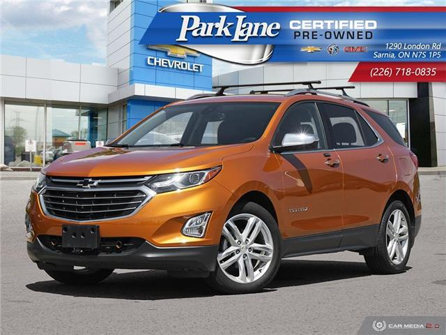 2018 Chevrolet Equinox Premier (Stk: 951381) in Sarnia - Image 1 of 27