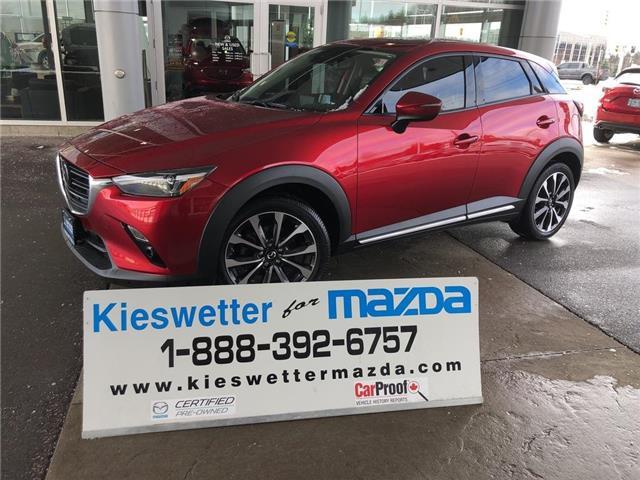 2019 Mazda CX-3 GT (Stk: 35340A) in Kitchener - Image 1 of 30