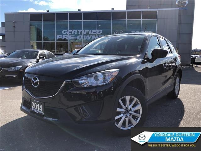 2014 Mazda CX-5 GX FWD 6sp BLUETOOTH,CRUISE CONTROL,POWER GROUP (Stk: 19878A) in Toronto - Image 1 of 19