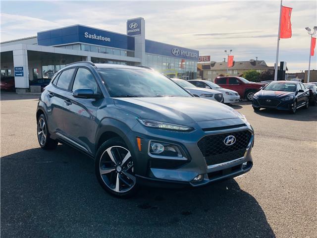 2020 Hyundai Kona 1.6T Ultimate (Stk: 40204) in Saskatoon - Image 1 of 30