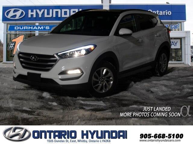 2017 Hyundai Tucson Luxury (Stk: 27797K) in Whitby - Image 1 of 1