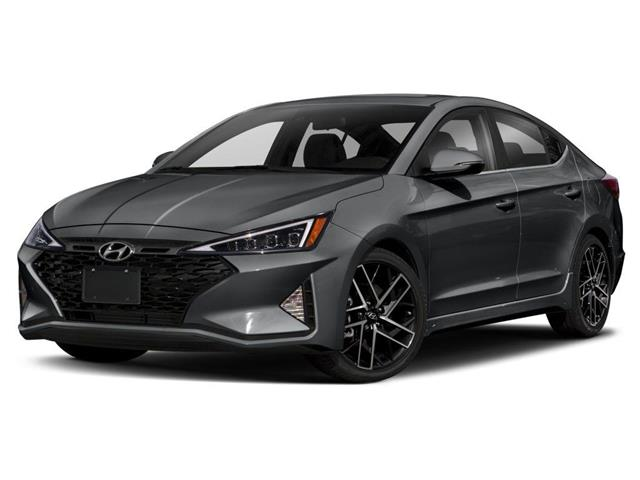 2020 Hyundai Elantra Sport (Stk: 001776) in Whitby - Image 1 of 9