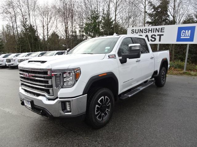 2020 GMC Sierra 3500HD SLT (Stk: GL157154) in Sechelt - Image 1 of 23
