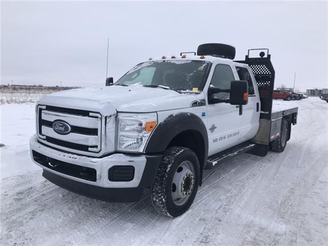 2015 Ford F-550 Chassis XLT (Stk: B10774) in Ft. Saskatchewan - Image 1 of 18