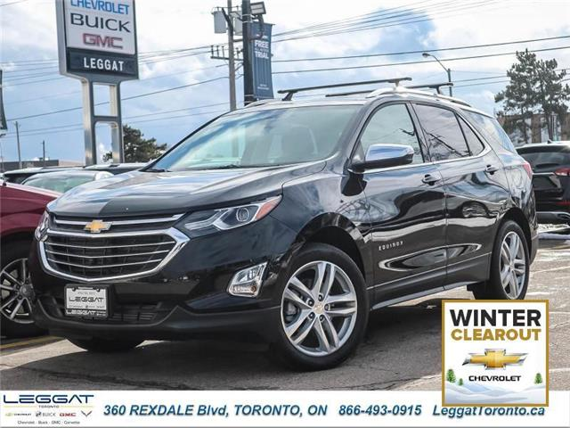 2019 Chevrolet Equinox Premier (Stk: 211636) in Etobicoke - Image 1 of 26