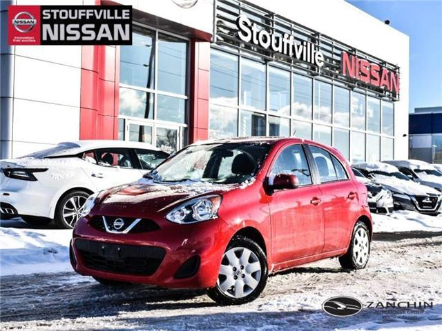 2017 Nissan Micra  (Stk: SU0817) in Stouffville - Image 1 of 22