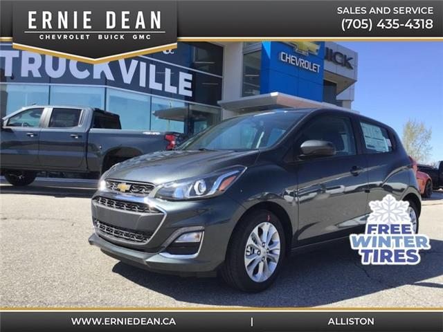2019 Chevrolet Spark 1LT CVT (Stk: 14821) in Alliston - Image 1 of 18