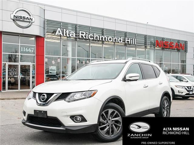 2016 Nissan Rogue SL Premium (Stk: RY19R158AAA) in Richmond Hill - Image 1 of 26