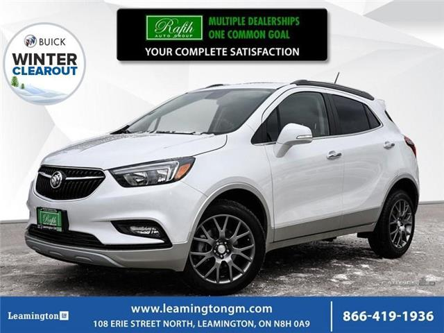 2019 Buick Encore Sport Touring (Stk: 19-300) in Leamington - Image 1 of 29