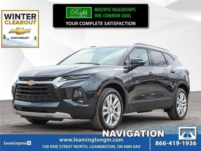 2019 Chevrolet Blazer 3.6 True North (Stk: 19-433) in Leamington - Image 1 of 30