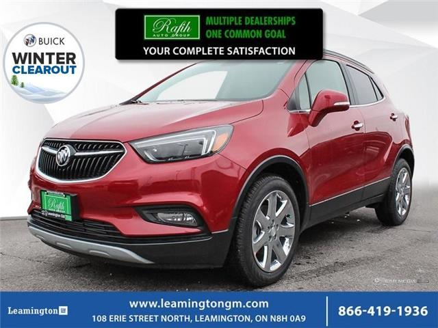 2019 Buick Encore Essence (Stk: 19-531) in Leamington - Image 1 of 30