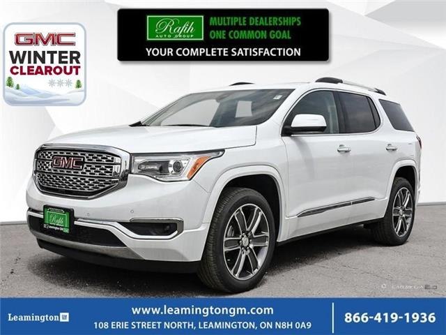 2019 GMC Acadia Denali (Stk: 19-196) in Leamington - Image 1 of 30