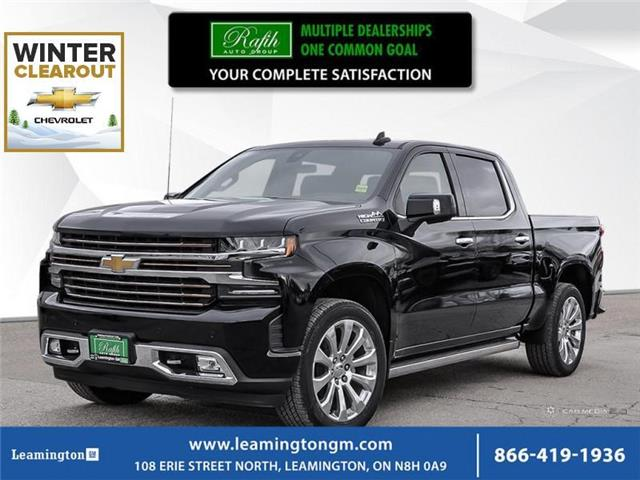 2020 Chevrolet Silverado 1500 High Country (Stk: 20-096) in Leamington - Image 1 of 30