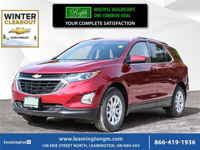 2020 Chevrolet Equinox LT (Stk: 20-101) in Leamington - Image 1 of 30