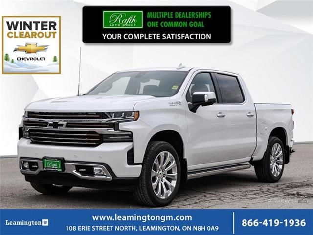 2020 Chevrolet Silverado 1500 High Country (Stk: 20-095) in Leamington - Image 1 of 29