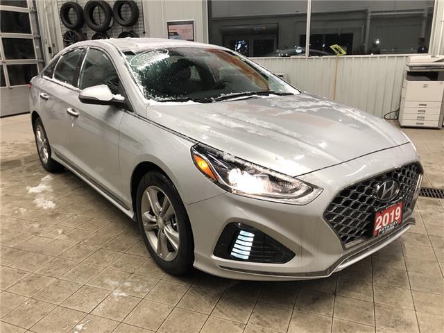2019 Hyundai Sonata ESSENTIAL (Stk: R95997) in Ottawa - Image 1 of 12