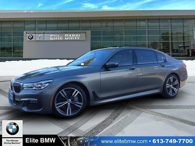 2019 BMW 750i xDrive (Stk: 12783) in Gloucester - Image 1 of 1