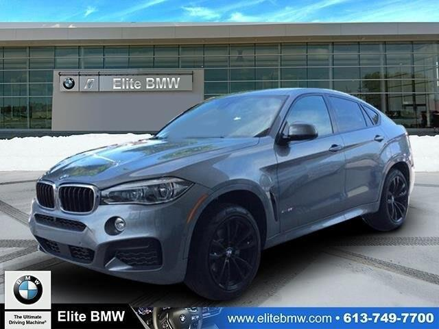2019 BMW X6 xDrive35i (Stk: 13053) in Gloucester - Image 1 of 1