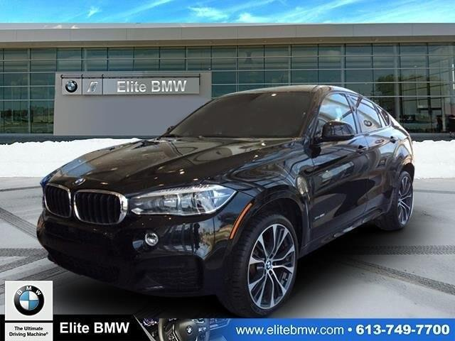 2019 BMW X6 xDrive35i (Stk: 13013) in Gloucester - Image 1 of 18