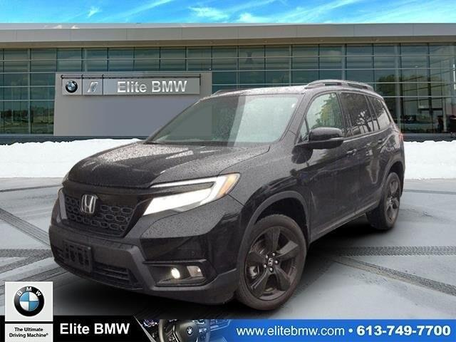 2019 Honda Passport Touring (Stk: 13404A) in Gloucester - Image 1 of 26